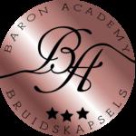 Baron_Bruidskapsel_drie_sterren